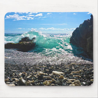 Caribbean Splash Mouse Pad