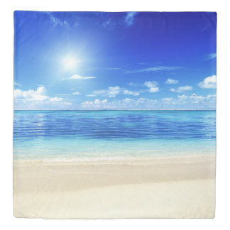 Caribbean Summer Dreamz Duvet Cover