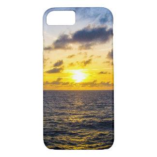Caribbean Sunset Cruise iPhone 7 Case