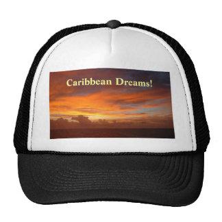 Caribbean Sunset, Dreams! Trucker Hat