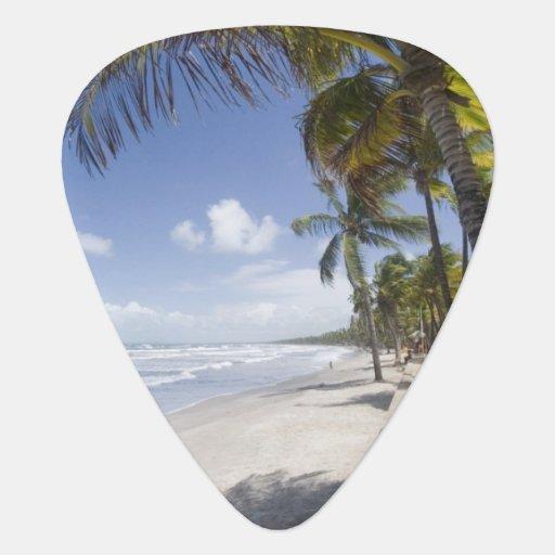 Caribbean - Trinidad - Manzanilla Beach on Pick
