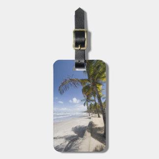 Caribbean - Trinidad - Manzanilla Beach on Bag Tags