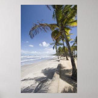 Caribbean - Trinidad - Manzanilla Beach on Poster