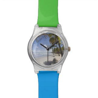 Caribbean - Trinidad - Manzanilla Beach on Wristwatches