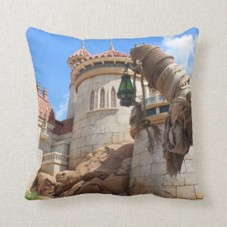 Caribbean / Tropical / Ocean Theme Pillow
