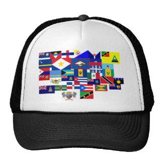 caribbean trucker hat