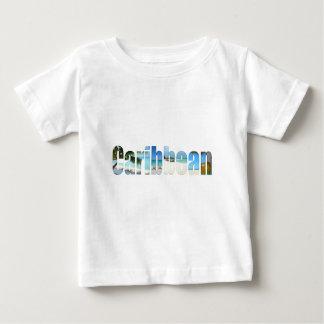 Caribbean vacation baby T-Shirt
