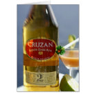Caribbean, Virgin Islands. Cruzan Estate Dark Card