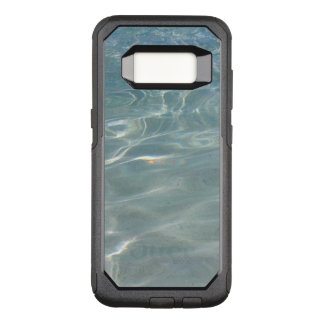 Caribbean Water Abstract Blue Nature OtterBox Commuter Samsung Galaxy S8 Case