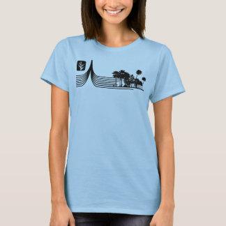 Caribea Palm Lines T-Shirt