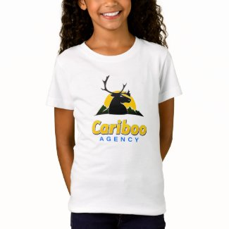 Cariboo Agency Girls T-Shirt