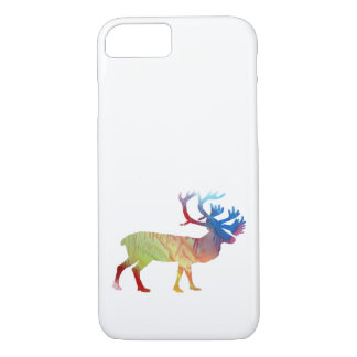 Caribou art iPhone 8/7 case