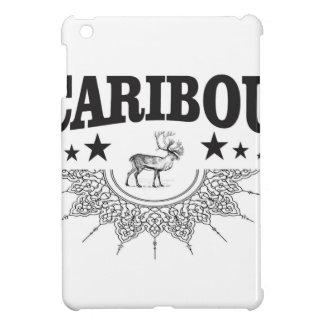 caribou cup logo iPad mini case