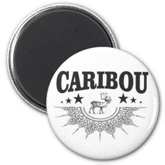 caribou cup logo magnet