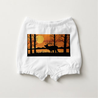 Caribou Diaper Cover