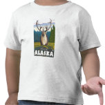 Caribou in the Wild - Latouche, Alaska T Shirts