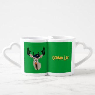 Caribou Lou Drink Recipe Couples Mug