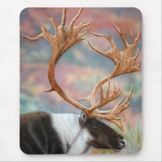 Caribou Mouse Pad