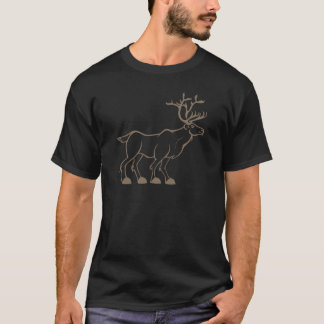 Caribou Swish Icon Logo Shirt