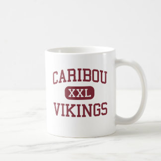 Caribou - Vikings - High School - Caribou Maine Coffee Mug
