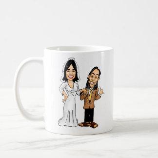 Caricaneca Coffee Mug