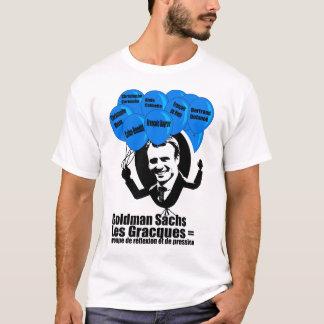Caricature de MACRON - Elections France 2017 - M T T-Shirt