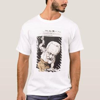 Caricature of Victor Hugo T-Shirt