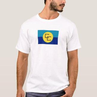 CARICOM Flag T-Shirt