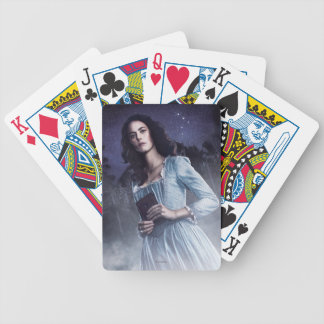Carina - Brilliant and Brave Bicycle Playing Cards