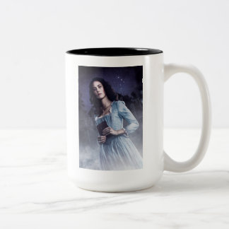 Carina - Brilliant and Brave Two-Tone Coffee Mug