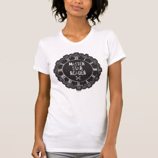 Carina - Master Star Reader Black T-Shirt