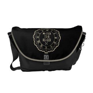 Carina - Master Star Reader Messenger Bag
