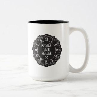 Carina - Master Star Reader Two-Tone Coffee Mug