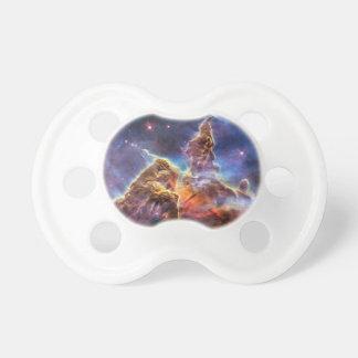 Carina Nebula Baby Pacifiers
