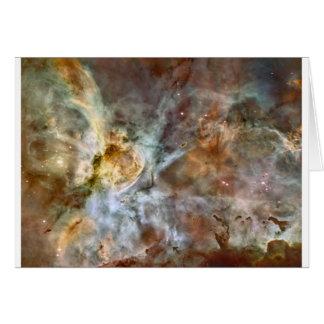 Carina Nebula Card