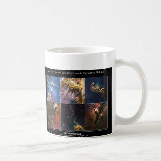 Carina Nebula details mug