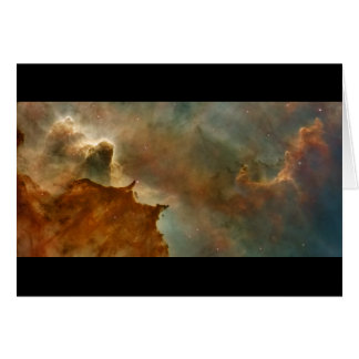 Carina Nebula: Great Clouds Card