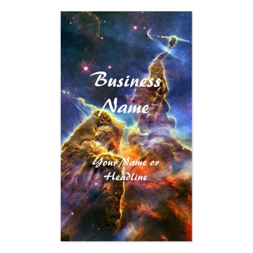 Carina Nebula (Hubble Telescope) Business Cards