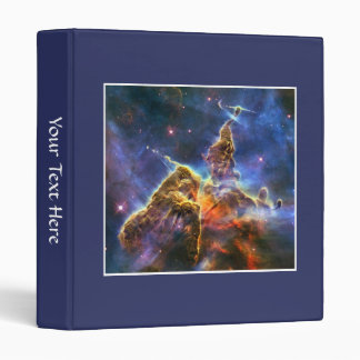 Carina Nebula (Hubble Telescope) Vinyl Binder