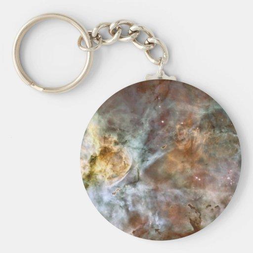 Carina Nebula Key Chains