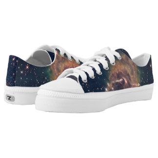 Carina Nebula Low-Top Sneakers