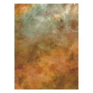 Carina Nebula marble look NASA Carina Nebula Eta Tablecloth