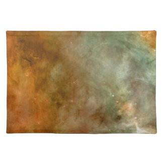 Carina Nebula Marble Look NASA Placemat