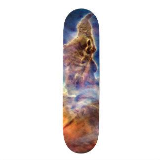 Carina Nebula Mystic Mountain Detail Skateboards