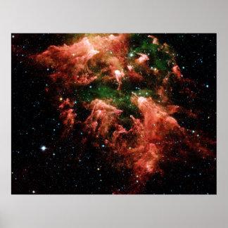 Carina Nebula Poster
