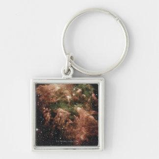 Carina Nebula Star Keychain