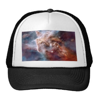 Carina nebula trucker hat