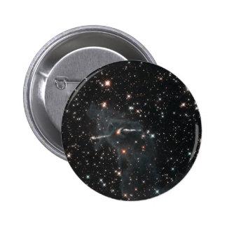 Carina Nebulae in space NASA 2 Inch Round Button