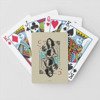 Carina Smyth - Fearsomely Beautiful Bicycle Playing Cards