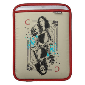 Carina Smyth - Fearsomely Beautiful iPad Sleeve